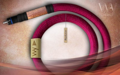 New! RESOLUTION digital audio cable